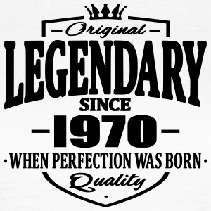 Legendary since 1970 - Women's T-Shirt