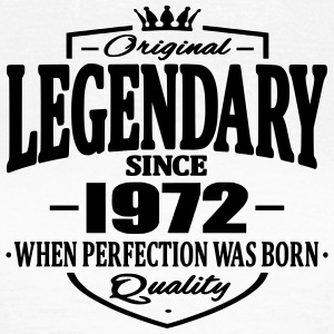 Legendary since 1972 - Women's T-Shirt