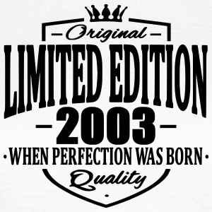 Limited edition 2003 - Women's T-Shirt