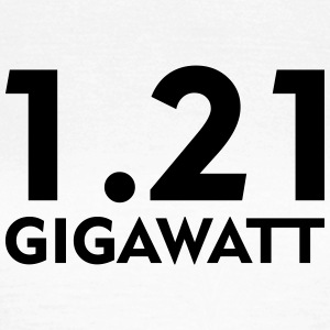 1.21 Gigawatt Version-3 - Frauen T-Shirt