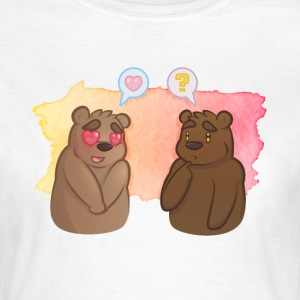 Bear Crush - Women's T-Shirt