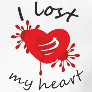 I lost my heart - Women's T-Shirt