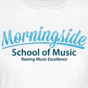 Morningside Schule der Musik Logo - Frauen T-Shirt