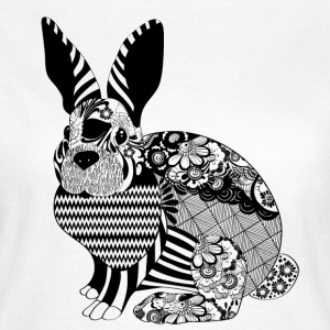 Carlos the Rabbit - Women's T-Shirt