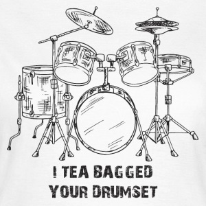Drummer cool sayings - Women's T-Shirt