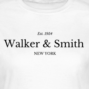 Walker & Smith - Camiseta mujer