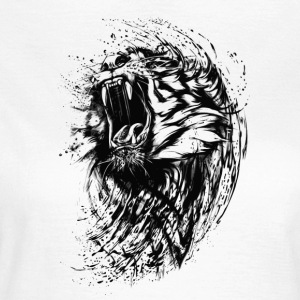 BAD TIGER COLLECTION - Vrouwen T-shirt