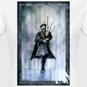 Bagpiper - Women's T-Shirt