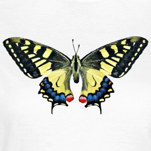 butterfly - schmetterling - Frauen T-Shirt