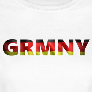 1 Germany (2540) - Women's T-Shirt