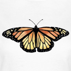 Monarch Butterfly - Dame-T-shirt