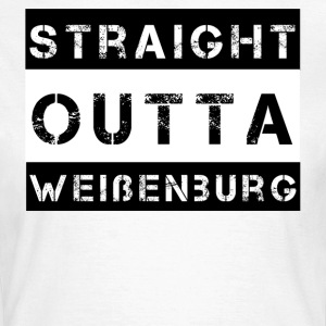 straight_wei--enburg - Frauen T-Shirt
