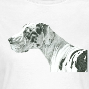 grand danios harlequin - Dame-T-shirt