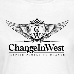 ChangeInWest T-shirt - T-skjorte for kvinner