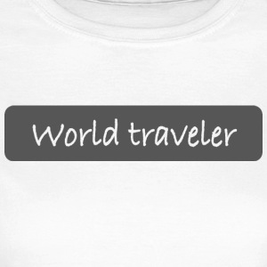 World traveler - Women's T-Shirt