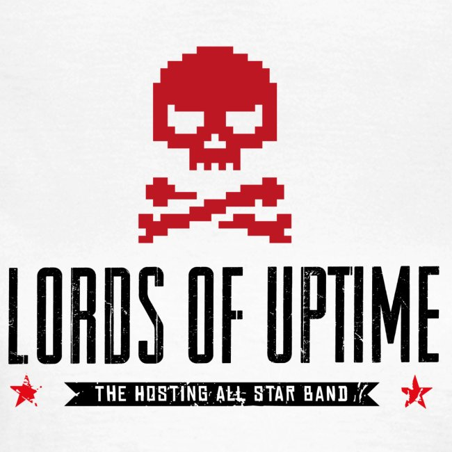 Lords of Uptime black