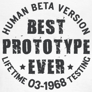 1968 - The birth year of legendary prototypes - Women's T-Shirt