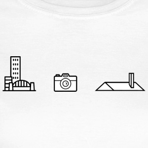 urbex pictogram - Women's T-Shirt
