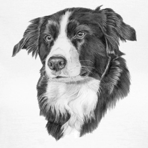 Border-Collie 2 - Frauen T-Shirt