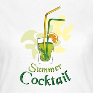 cocktails2 - Women's T-Shirt