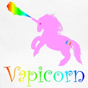 Vapicorn - Frauen T-Shirt