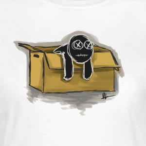 Box Doll - Women's T-Shirt