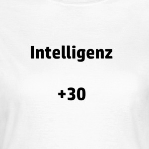 Intelligenz - Frauen T-Shirt
