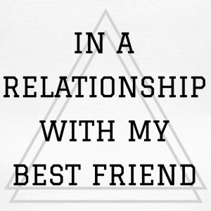 Best Friend Relationship - Dame-T-shirt
