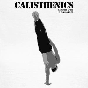 Calisthenics ONE ARM HANDSTAND - Frauen T-Shirt