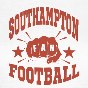 Southampton Football Fan - T-shirt dam