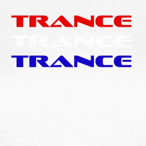 Trance Holland - Frauen T-Shirt