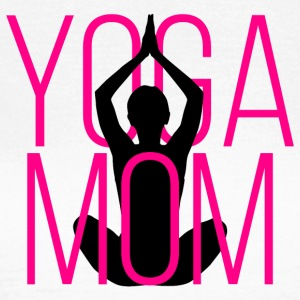 Yoga Mom - Women's T-Shirt
