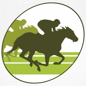 Gallop, horse , stallion, mare - Women's T-Shirt