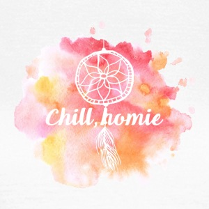 Hippie / Hippies: Chill Ho.mie - Women's T-Shirt
