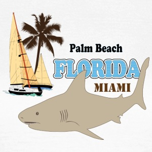 USA Florida - Dame-T-shirt