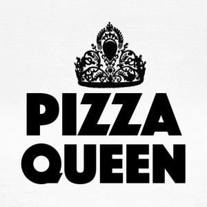 Pizza Queen - Women's T-Shirt