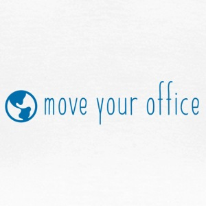 The official move your office Logo Shirt - Women's T-Shirt
