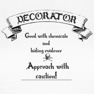 decorator, painter - Women's T-Shirt
