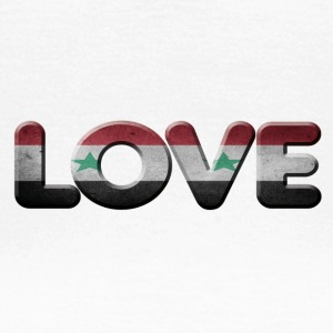 I LOVE SYRIA - Frauen T-Shirt