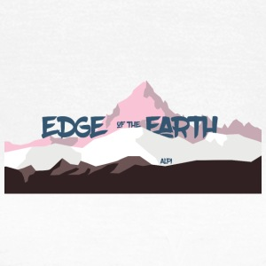 The_Edge_of_the_Earth - Vrouwen T-shirt