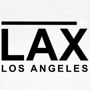 LAX Black - Women's T-Shirt