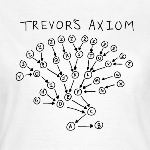 Trevors Axiom - T-shirt dam