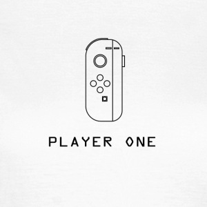 Player one Switch - Camiseta mujer
