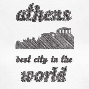 ATHENS Best city in the world - Women's T-Shirt