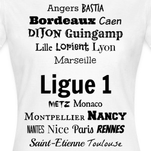 Ligue 1 2016-2017 Kollektion - Frauen T-Shirt