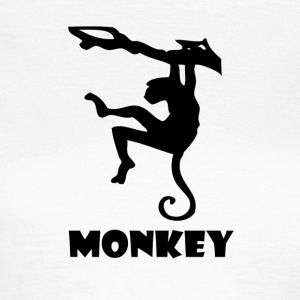 Monkey - Women's T-Shirt