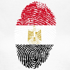 IN LOVE WITH EGYPT - Frauen T-Shirt