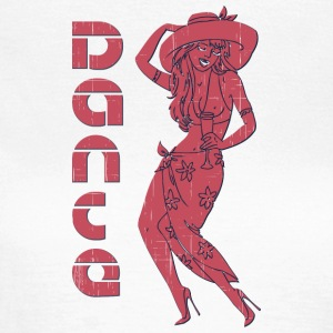 pin up dance vintage - Women's T-Shirt