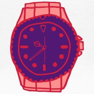 Luksus Watch - Dame-T-shirt