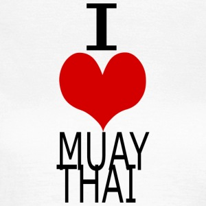 muaythai - Women's T-Shirt